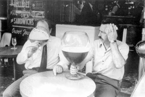 цитата.  Ребята не шутят с пивом!